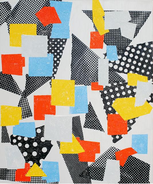 , 'Suite 17 01 08,' 2017, La Patinoire Royale / Galerie Valerie Bach