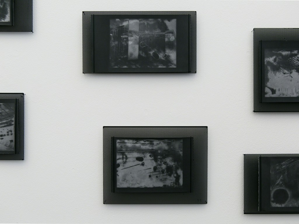 Antony Cairns: E.I./Transition, installation view, Roman Road, London, 11 September – 23 October 2015. © Ollie Hammick