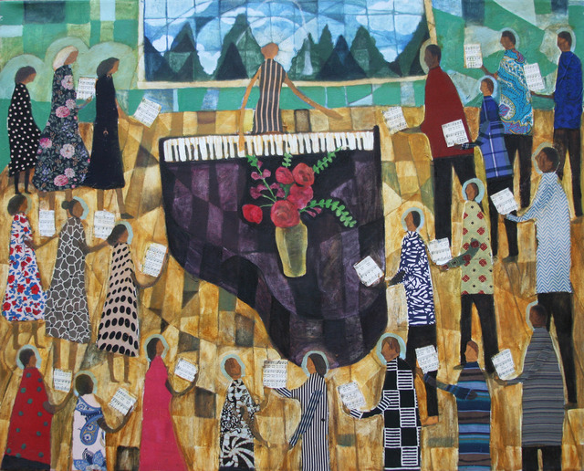 , 'Chorus,' 2013, Clark Gallery