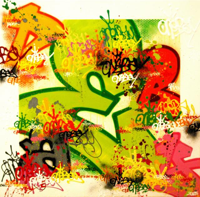 , 'Courage,' 2015, Galerie Art Jingle