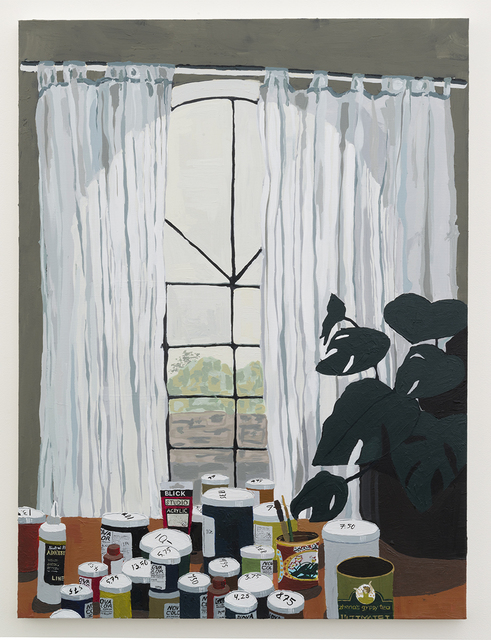 , 'Studio Window ,' 2017, Joshua Liner Gallery