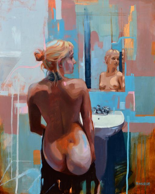 , 'Reflections,' 2018, Helikon Gallery & Studios