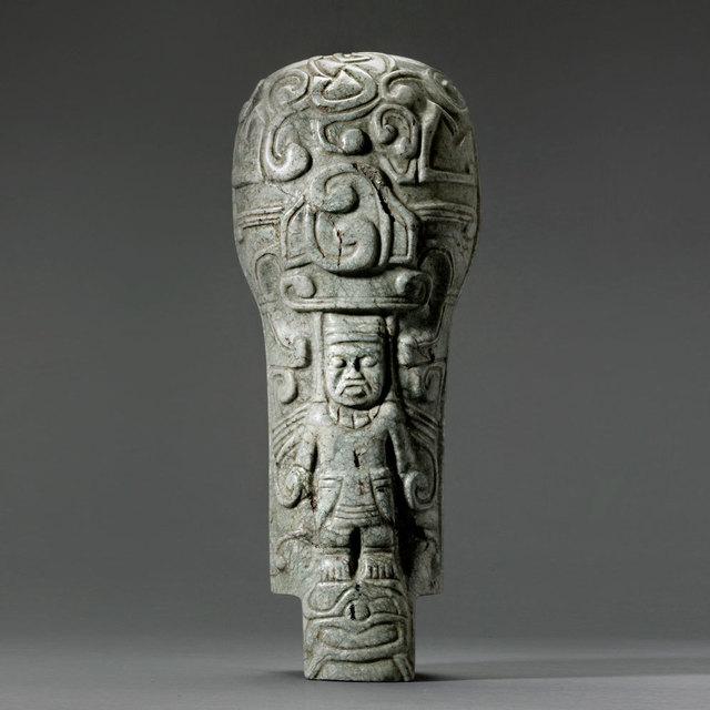 , 'Mayan Jade Palma,' 300 AD to 900 AD, Barakat Gallery