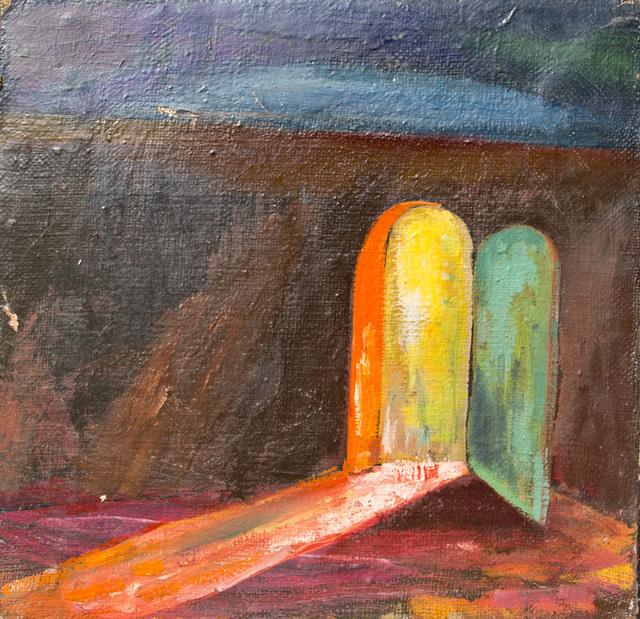 , 'The Door,' 1995, Janet Rady Fine Art