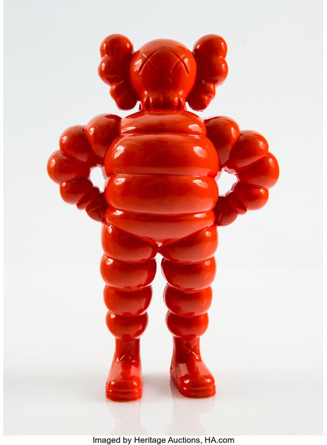 KAWS, 'Chum (Pink)', 2002, Sculpture, Cast resin, Heritage Auctions