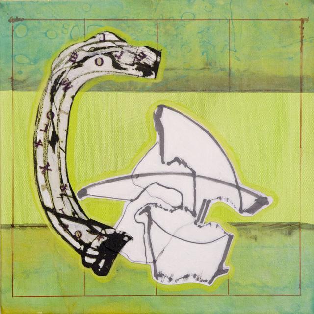Myrna Burks, 'Snake Charmer', 2015, Carter Burden Gallery