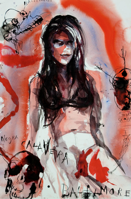 , 'Negra Calavera,' 2009, Andréhn-Schiptjenko