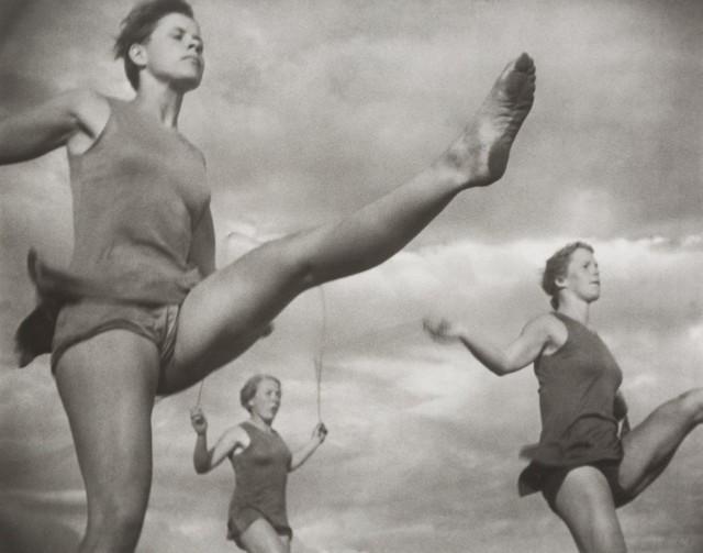 Leni Riefenstahl, 'Seilspringer', 1936, Finarte