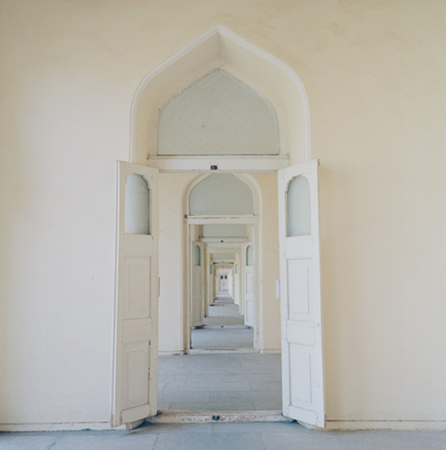 , 'Another Place - Corridor, Hyderabad,' , GBS Fine Art