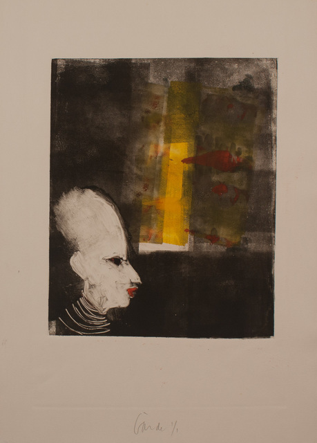 , 'Profile of Sophiticated Lady , Edition 1/1,' 1994, ArtSuite New York