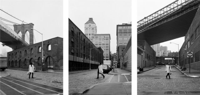 Barbara Probst, 'Exposure #100: Brooklyn, Dock & Water Streets, 03.16.12, 12:09 p.m.', 2012, Bohman-Knäpper
