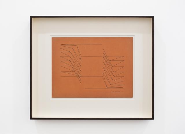 """, '""""Sem título- Acervo 6"""",' 1955, LURIXS: Arte Contemporânea"""