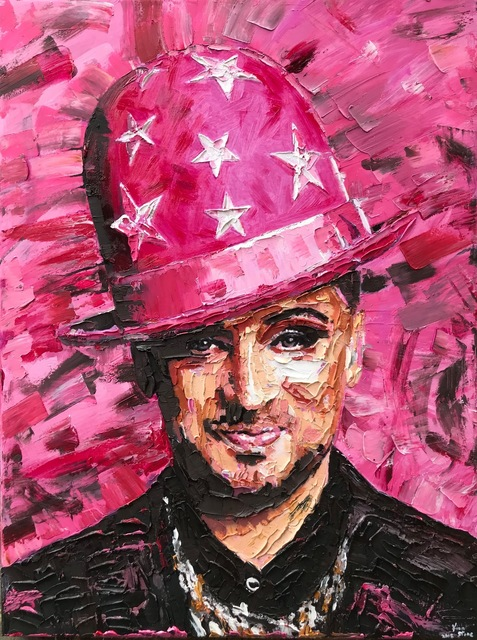 , 'BOY GEORGE,' 2018, Imitate Modern