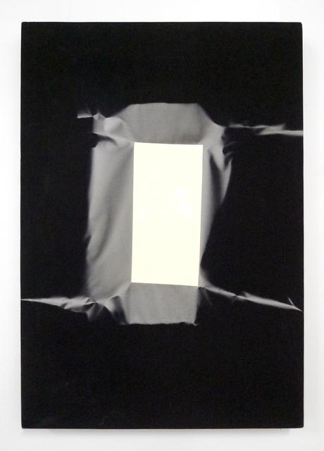 , 'White Brick (Winter-Summer 2015 / 6 Month Exposure), I,' 2016, V1 Gallery