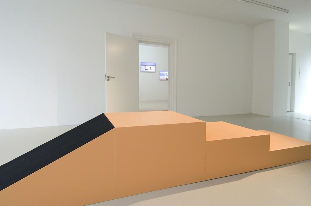 Emily Kocken, Left Again Left Again, Installation, 2015