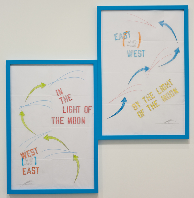 , 'WEST [AS] EAST EAST [AS] WEST,' 2012, Blain | Southern