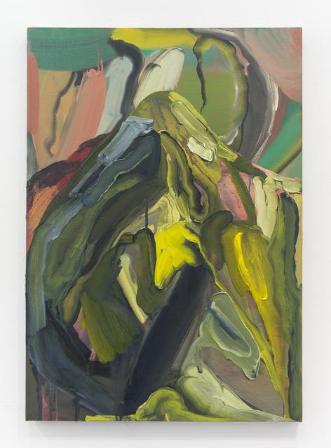 , 'Mt. Wilson (Santa Ana IV),' 2017, Denny Gallery