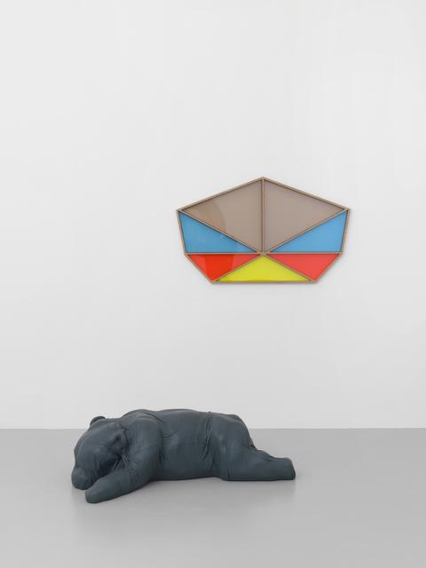 , 'Eustache V,' 2017, Galerie Xippas