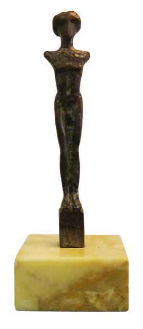 , 'Male Caryatid,' ca. 1970, DeLorenzo Gallery