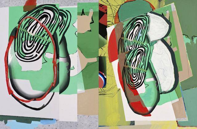 , 'Las emociones pueden ser verdes,' 2014, Marlborough Madrid & Barcelona