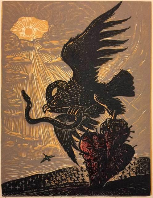 , 'La Gran Traicion,' 2016, Warnock Fine Arts