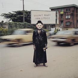 Pieter Hugo, 'Escort Kama, Enugu, Nigeria from Nollywood,' 2008, Phillips: Photographs (November 2016)