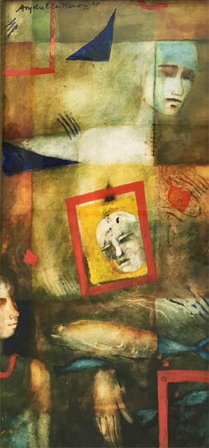 , 'Memories of the Sea,' 1995, Aicon Gallery
