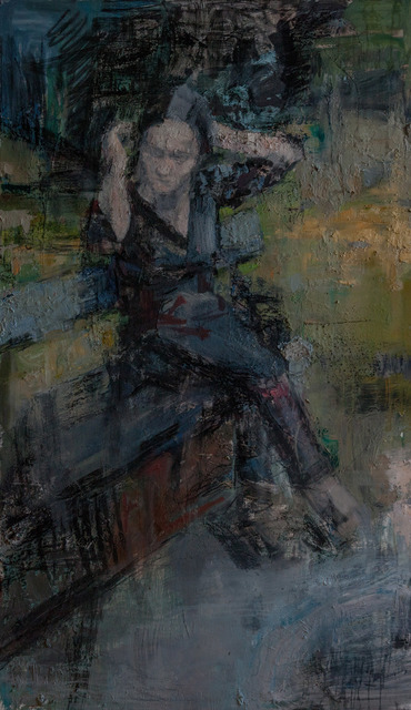 Tibor Simon-Mazula, 'Karolyi Garden ', 2018, Alessandro Berni Gallery