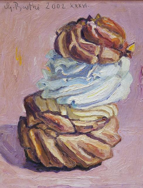 , 'Budapest Pastry XXXVI,' 2002, Imlay Gallery