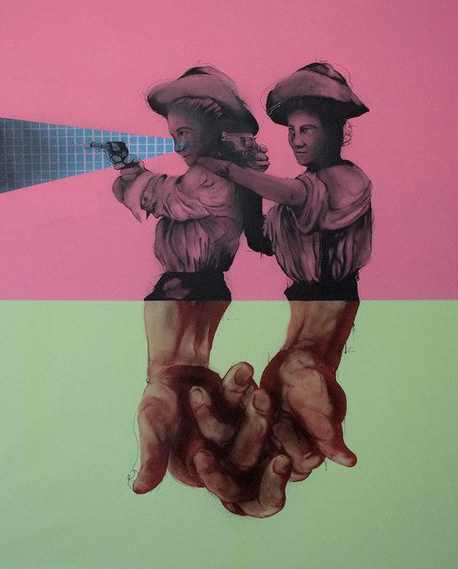, 'Sharpshooters,' 2018, House of Wren