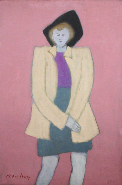 , 'Yellow Jacket,' 1939, Avery Galleries
