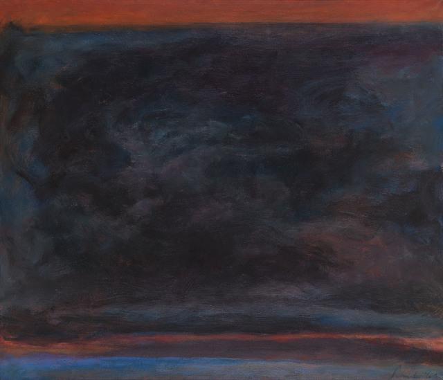 Jon Schueler, 'A Memory of the Sound of Sleat', 1963, Waterhouse & Dodd