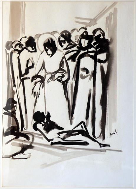 , 'Miracle 1,' 1988, Salwa Zeidan Gallery