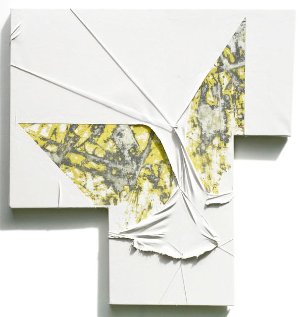 , 'Machine Code,' 2016, Fernando Luis Alvarez Gallery