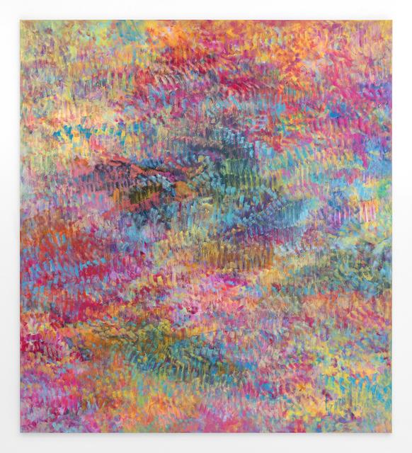 , 'Untitled (Fugue LXIII),' 2015, VALENTIN