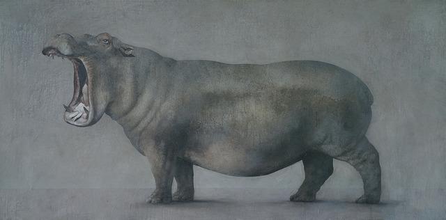 , 'Hippo,' 2016, Galerie Huit