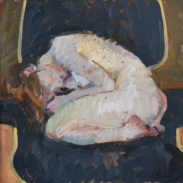 , 'Curled Up,' 2014, Gallery 1261