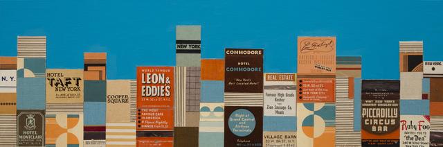 , 'Leon & Eddie's, New York,' 2017, Cynthia Corbett Gallery