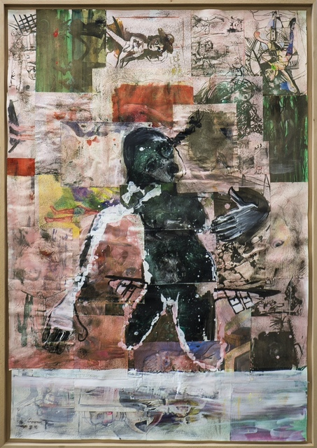 , 'Untitled,' 2014, Galerie Frank Pages