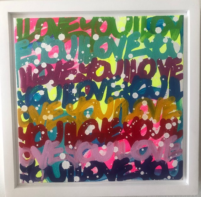 Amber Goldhammer, 'Love Note', 2019, Ethos Contemporary Art