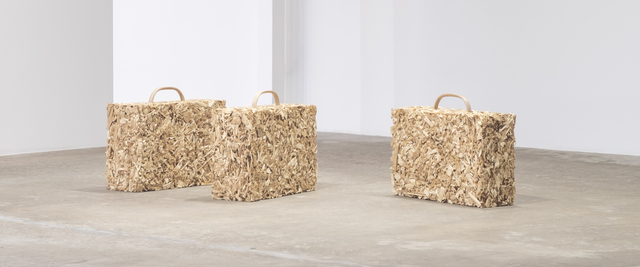 , 'Suitcase #1 (series of 3),' 2018, DENK Gallery