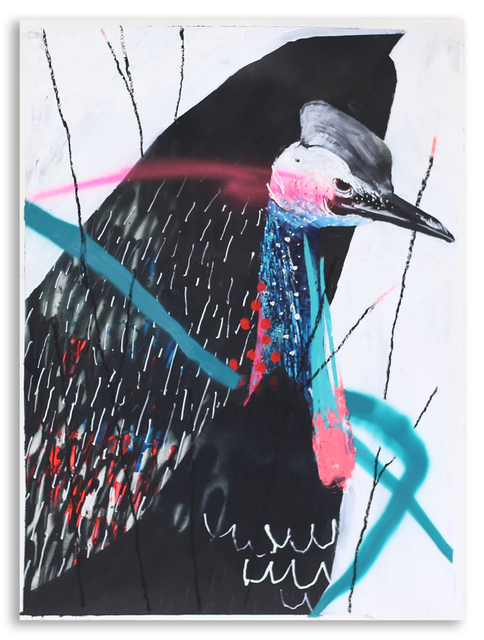 , 'Choose Not To Fly,' 2014, StolenSpace Gallery