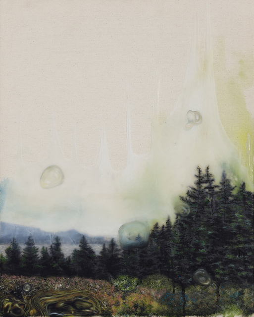 Eric Lamontagne, 'L'Autre Percé', 2012, Art Mûr