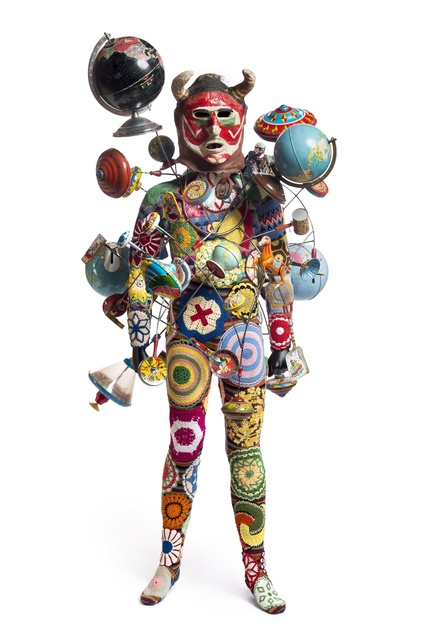 , 'Soundsuit,' 2016, Hosfelt Gallery