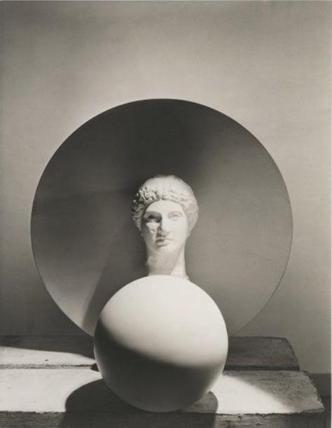 , 'Classical Stil Life  Circle, Disk, Bust,' 1937, Bernheimer Fine Art