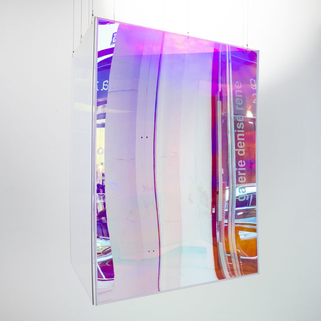 , 'Prisme,' 2019, Galerie Denise René
