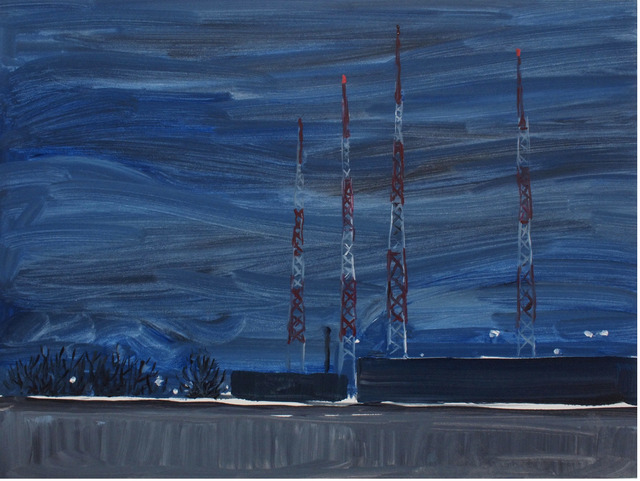 Jean-Philippe Delhomme, 'Antennas', 2016, Independent Curators International (ICI) Benefit Auction