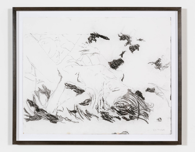 , 'Lunch Hour, Sketch,' 2017, Nina Johnson