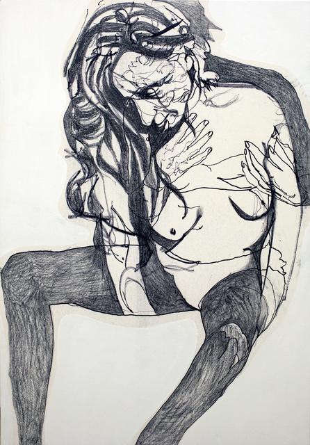 , '= SITTING =,' 2017, Galerie Krinzinger