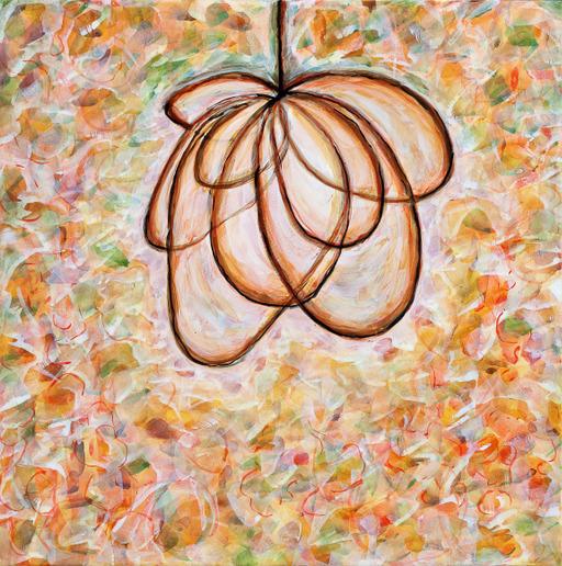 , 'White Filament,' 2009, InLiquid